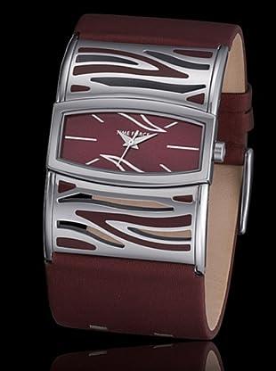 Time Force TF3014L06 - Reloj Señora Ancho rojo