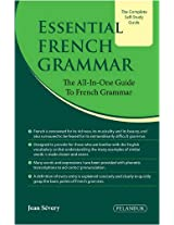 Essential French Grammar: The All-in-one Guide to French Grammar