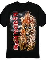 My Addiction Iron Maiden First Album T-Shirt for Men