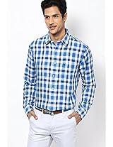 Blue Casual Shirt Allen Solly