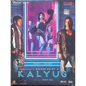 Mukesh Bhatt's Presents Kalyug Starring Kunal Khemu (Actor), Smily Suri (Actor) (DVD) All Regions, CD & Making Of