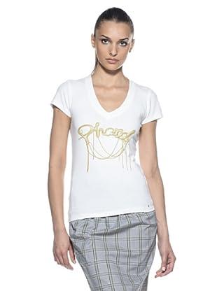 Phard Camiseta Kinnara (Blanco)