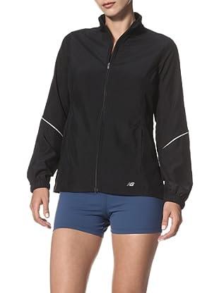 New Balance Women's Sequence Jacket (Black)