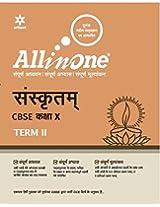 All in One Sanskrit CBSE Class 10 Term-II