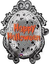 Halloween Spooky Mirror Frame Balloon