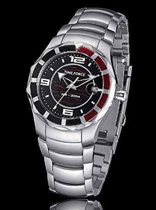 Time Force TF2956L01M - Reloj Señora quarzo negro