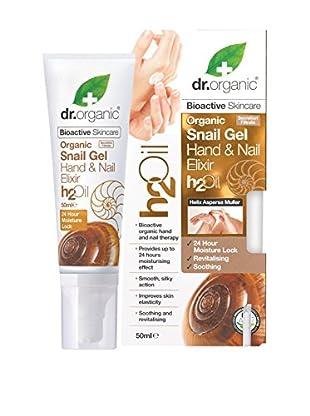 Dr Organic Trattamento Mani e Unghie Snail 50 ml