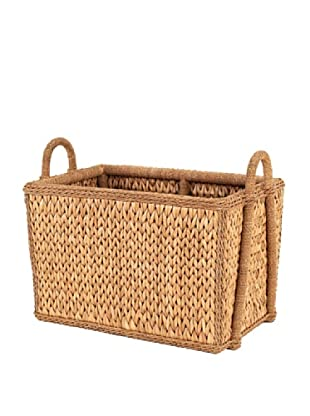 Mainly Baskets Sweater Weave Mudroom Basket