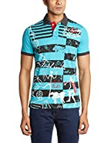 Probase Men's Cotton Polo