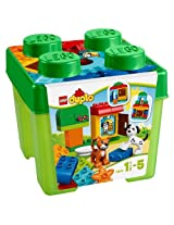 Lego Duplo Creative Play All - in - One - Gift - Set, Multi Color