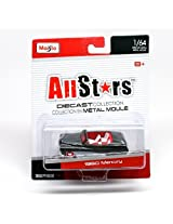 1950 Mercury (Gray) * All Stars Series 14 * 2014 Maisto 1:64 Scale Die-Cast Collection