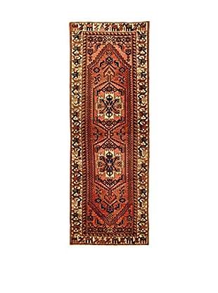 Eden Teppich Mossul rot/mehrfarbig 107 x 301 cm