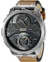Diesel Machinus Analog Black Dial Men's Watch - DZ7359