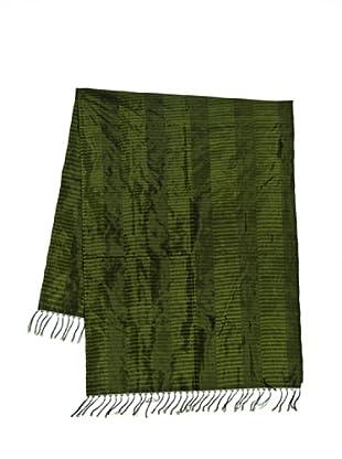 Furla Foulard Burma (verde militar)