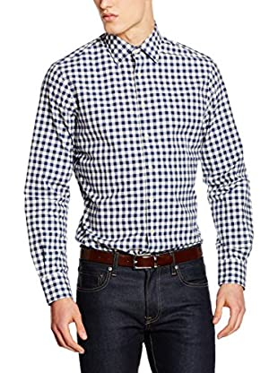 Hackett London Camisa Hombre Vintage Gingham