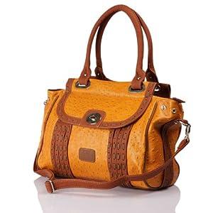 Aiva AV 100329 A Women's Handbags-Gold