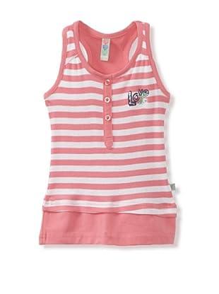 KANZ Girl's Tank Top (Bubblegum)