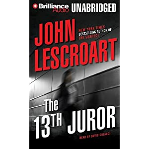 The 13th Juror (Dismas Hardy Series)