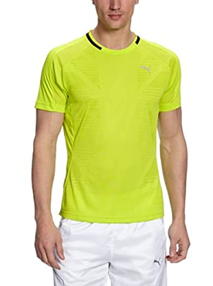Puma T-Shirt Graphic (lime punch)