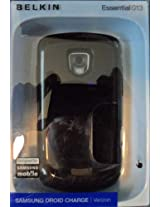 Belkin Essential Case for Samsung Droid Charge (Black)