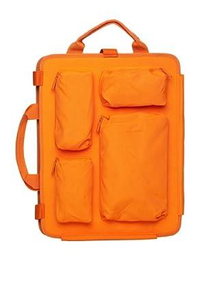 Moleskine Travelling Bolsa Multibolsillos Naranja