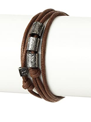 Griffin Brown Fulton Convertible Triple-Wrap Bracelet