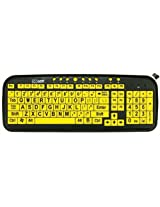 ERGOGUYS CD1122 / Wireless USB Large Print Keyboard