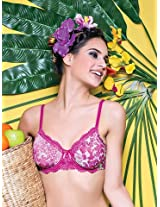 Enamor Non Padded Underwired Bra