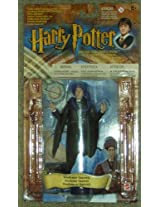 Harry Potter And The Scorcerer's Stone Professor Quirrell 15cm Action Figure (Philosopher's Stone)