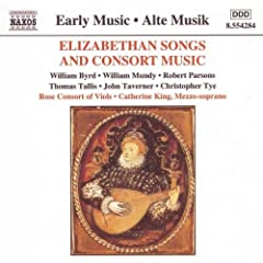 Elizabethan Songs &amp; Consort Music