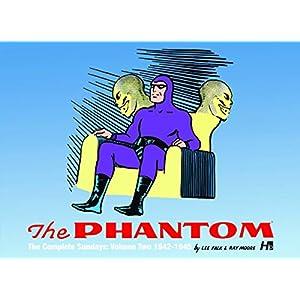 The Phantom: The Complete Sundays: Complete Sundays (1943-1945) v. 2