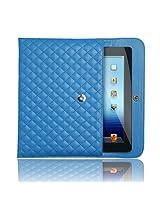 Naztech Paris iPad Pouch Case - Blue - Retail