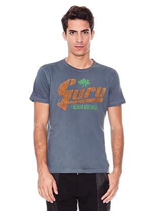 Guru Camiseta Guru 060 (Azul)