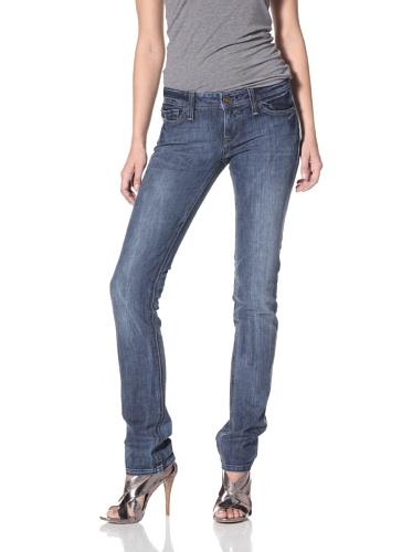 DL 1961 Premium Denim Women's Kate Slim Straight Leg Jeans (Twister)