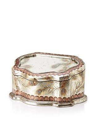 Castilian Box (Antique Silver)