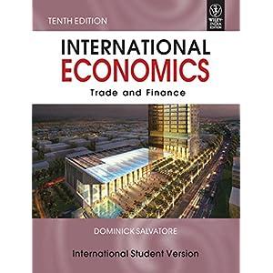 International Economics: Trade and Finance (International Student Version) (WSE)