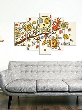 Decorange Painting Wandbild 5er Set
