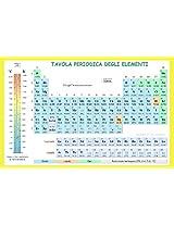 Tavola Periodica Degli Elementi (Italian Edition)