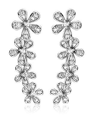 DI GIORGIO PARIS Ohrringe B136 rhodiniertes Silber 925