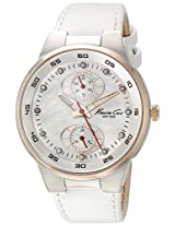 Kenneth Cole  Analog Mother of Pearl Dial Women's Watch - IKC2862