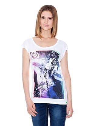 Gio Goi Camiseta Culprit (blanco)
