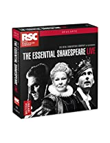 The Essential Shakespeare - Live [Various] [OPUS ARTE: OACD9042BD]