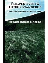 Perspektiver paa Henrik Stangerup: - og andre nordiske forfattere
