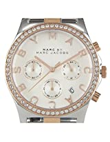 Marc by Marc Jacobs Henry Chrono Two-Tone Ladies Watch