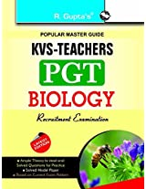 KVS: Teachers (PGT) Biology Guide