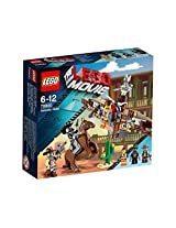 The Lego Movie Getaway Glider, Multi Color