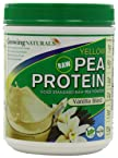Growing Naturals Growing Naturals Yellow Pea Protein Powder Vanilla Blast 1.04 Pound