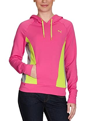 PUMA Sweatshirt Move Hooded (himbeere)