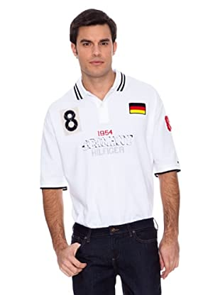 Tommy Hilfiger Polo Bt Germany Polo (Blanco)