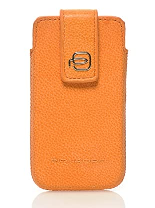 Piquadro Custodia iPhone 4/4S (Arancione)